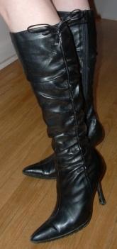 Teen hooker boots