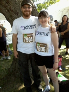 Big Guy and I: Before the Mud!