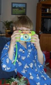 Budding Photographer