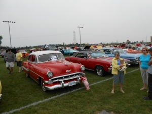 Canada Day 2013: Classic Car Show