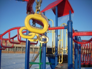 Ice on Playground 3