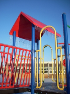 Ice on Playground 2