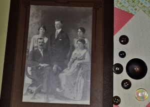 Old Photo Scrapbook