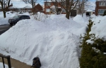 More Snow Banks