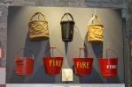 Fire Brigade Buckets, early 1800's