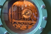 Inside the 19th Century Water Engine Pump