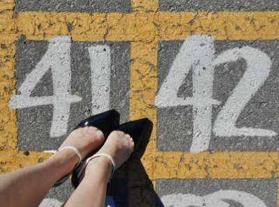 Where I Stand: Somewhere between 41 and 42