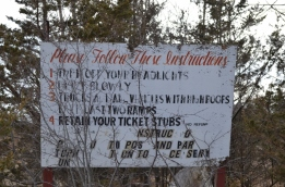 Broken Drive-In Sign 2