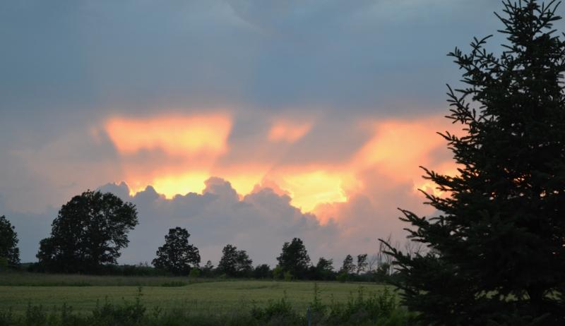 Weird Clouds 1