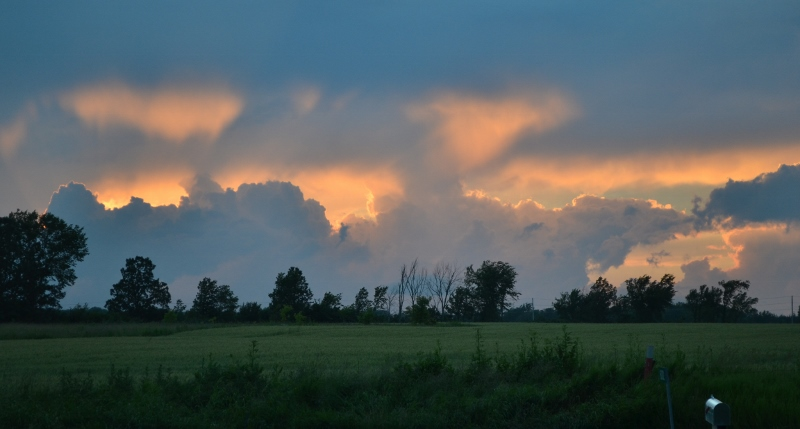 Weird Clouds 2