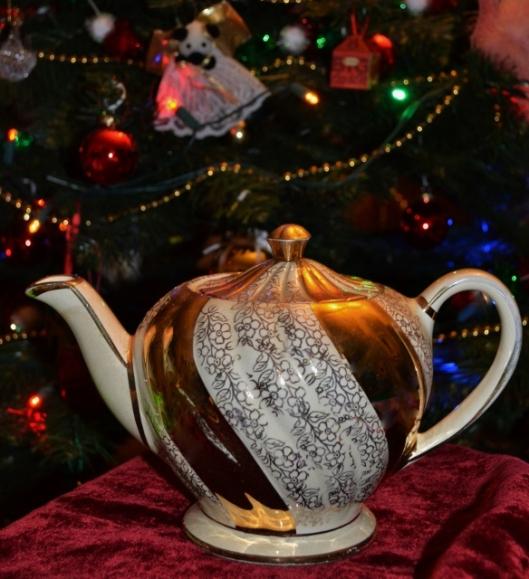 James Sadler teapot
