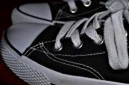 Black shoe 1