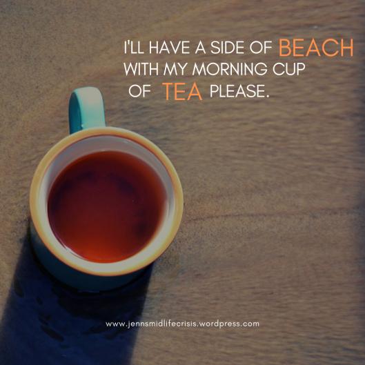 Beach Tea
