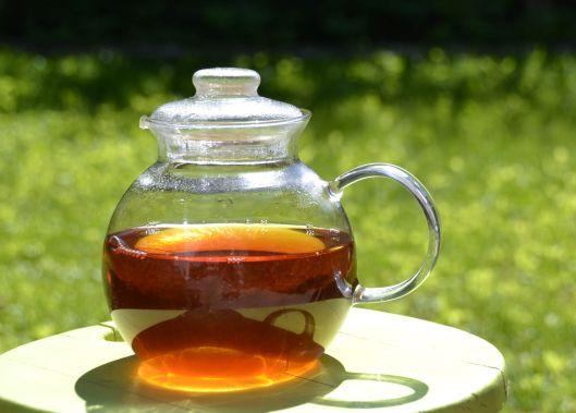 Iced tea - cold